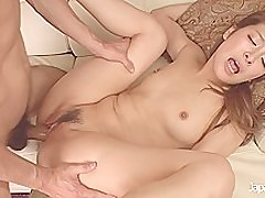 Japanese Teen Nana Ninomiya Gets Tight Cunny Fucked